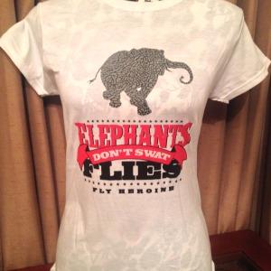 elephants don't swat flies
