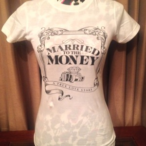 married the money fly heroine