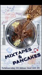 Mixtapes & Pancakes Flyer (1)